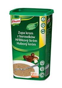 Knorr Baravykų Kreminė Sriuba 1,3 kg -