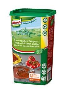 Knorr Bolonese Padažas Spagečiams 1 kg