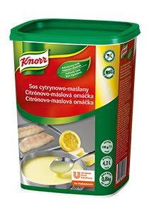 Knorr Citrininis Sviestinis Padažas 0,8 kg