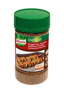 Knorr Delikat Grilio Prieskoniai 0,5 kg