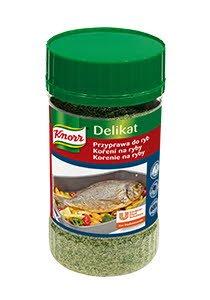 Knorr Delikat Priekoniai Žuviai 0,6 kg