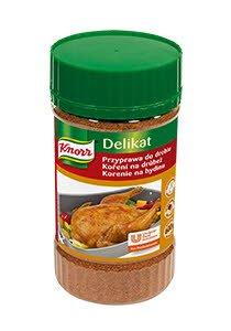 Knorr Delikat Prieskoniai Paukštienai  0,6 kg