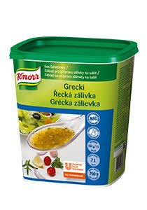 Knorr Graikiškas Užpilas Salotoms 0,7 kg