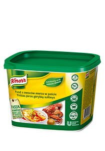 Knorr Jūros Gėrybių Sultinio Pasta 1 kg