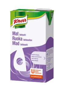 Knorr Lactose Free cream 15% 1l (Parduodama tik Estijoje)