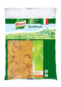 "Knorr Makaronai ""Quadrucchi"" 3 kg"