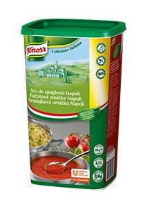 """Knorr Padažas spagečiams """"Napoli"""" 0,9 kg"""