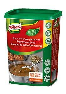 Knorr Padažas su Žaliaisiais Pipirais 0,85 kg