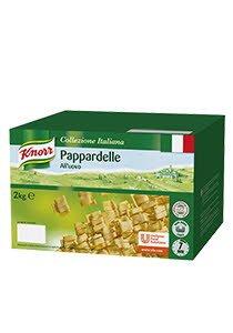 """Knorr """"Pappardelle"""" Juostiniai kiaušininiai makaronai 2 kg"""