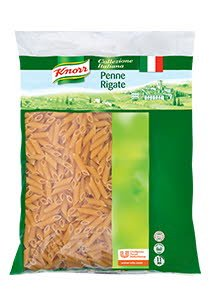"Knorr ""Penne Rigate"" Vamzdeliniai makaronai 3 kg"