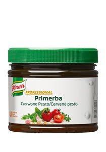 Knorr Primerba Prieskoninė Pasta Raudonasis Pesto 340 g -
