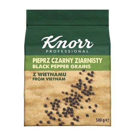 Knorr Professional Juodieji Pipirai (nemalti) iŠ Vietnamo 500G