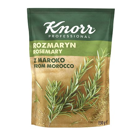 Knorr Professional Rozmarinai Iš Maroko 130G -