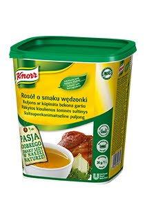 Knorr Rūkytos Kiaulienos Šoninės Sultinys 1 kg