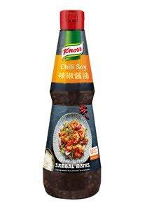 Knorr Sambal Manis aštrus padažas su aitriosiomis paprikomis ir soja 1 L