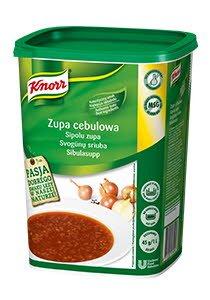 Knorr Svogūnų Sriuba 1 kg