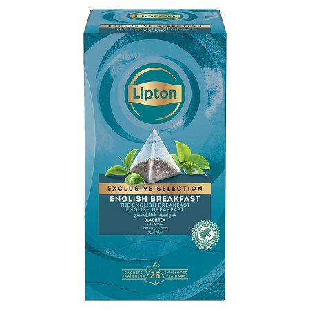 Lipton Juodoji arbata English Breakfast -