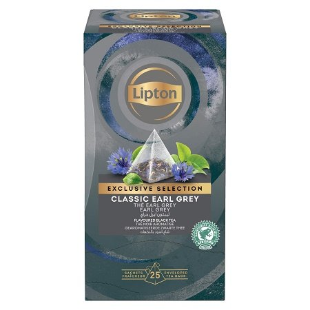 Lipton Juodoji Earl Grey Arbata