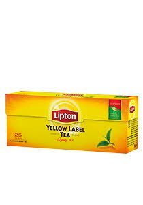 Lipton Yellow Label Juodoji Arbata 25