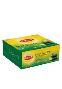 Lipton Žalioji Arbata su Citrina 100