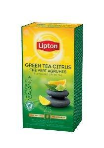 Lipton Žalioji Arbata su Citrina