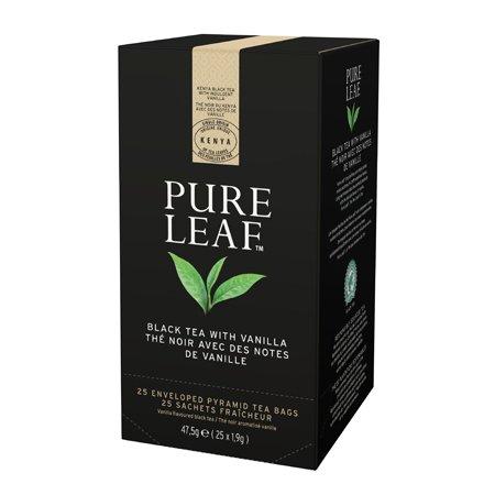 Pure Leaf Juodoji arbata su vanile