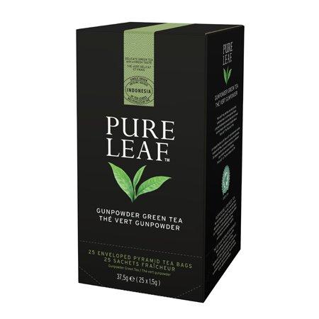 """Pure Leaf Žalioji arbata """"Grunpowder"""" -"""