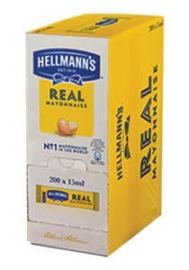 Hellmann's Majonēze 15 ml x 200