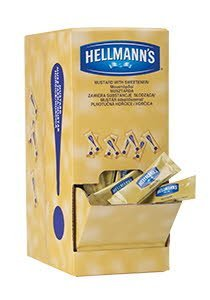 Hellmann's Sinepes 10 ml x 240