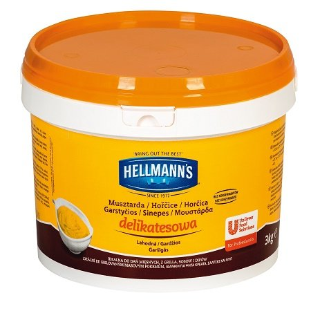 Hellmann's Sinepes 3 kg -