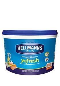 Hellmann's Yofresh Majonēze 5 L