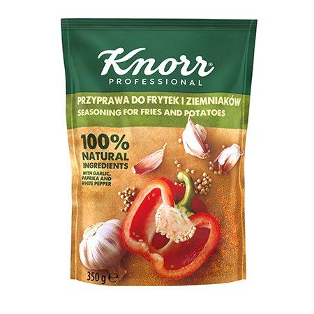 Knorr 100% Natural garšviela frī kartupeļiem 350g -