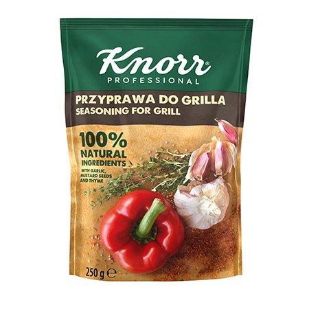 Knorr 100% Natural garšviela grilētiem ēdieniem 250g -