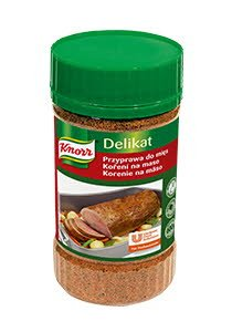Knorr Delikat Garšvielas Gaļai 0,6 kg