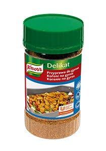 Knorr Delikat Garšvielas girosam 0,5 kg