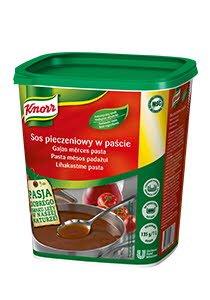 Knorr Gaļas Mērces Pasta 1,2 kg