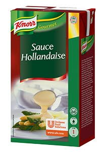 Knorr Gourmet Hollandaise mērce 1 L