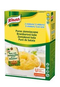 Knorr Kartupeļu biezenis ar pienu 4 kg