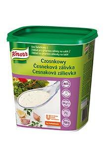 Knorr Ķiploku Mērce Salātiem 0,7 kg