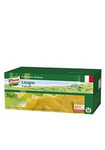 Knorr Lazanjas Plāksnes 3 kg