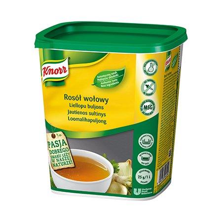 Knorr Liellopa Buljons 0,9 kg