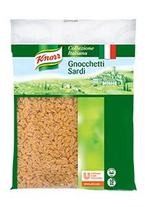 "Knorr Makaroni ""Gnocchetti"" 3 kg"