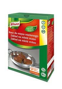 Knorr Pamats maltajai gaļai ar garšvielām 2 kg