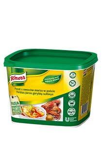 Knorr Pastveida Buljons ar Jūras Veltēm 1 kg