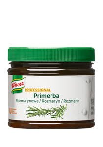 Knorr Primerba Garšvielu pasta ar rozmarīnu 340 g