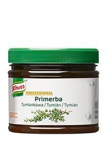 Knorr Primerba Garšvielu pasta ar timiānu 340 g