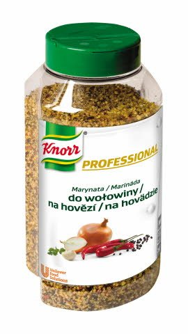 Knorr Professional Marināde liellopu gaļai 0,75 kg