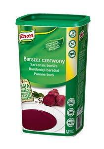 Knorr Sarkanais borščs 1,4 kg