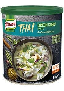 Knorr Zaļā karija pasta 850 g
