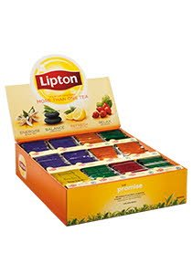Lipton Tējas Izlase 12 Veidu Lipton Tējas